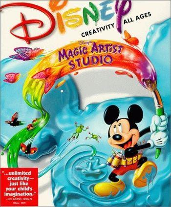 Disneys_Magic_Artist_Studio_front