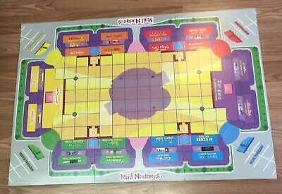 mall-madness-board-game-2004-milton-bradley-replacement