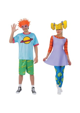 rugrats-chuckie-and-angelica-couples-costume