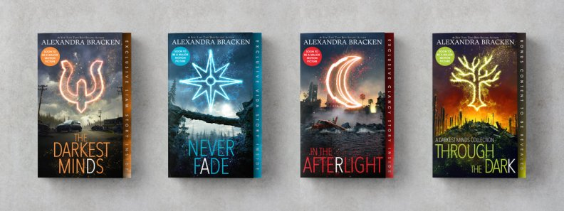 Image result for the darkest minds series