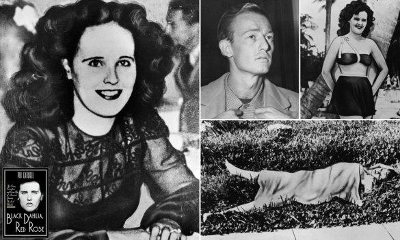 For Candace: Black Dahlia