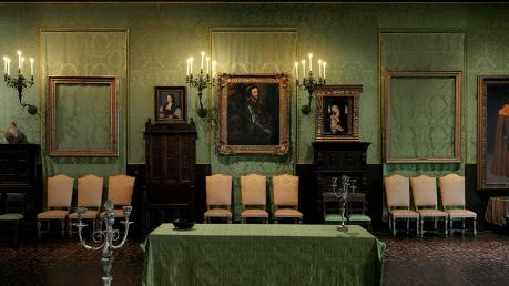Dutch Room south