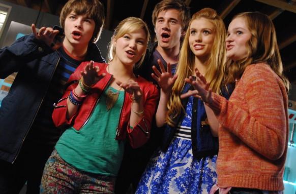 """Disney Channel's """"Girl Vs. Monster"""""""