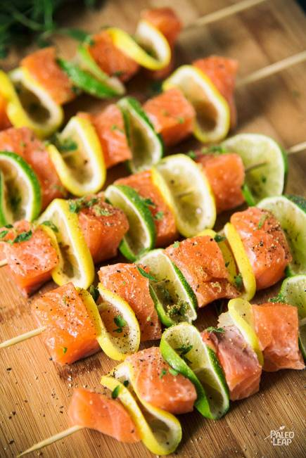 grilled-salmon-lemon-lime-skewers-preparation