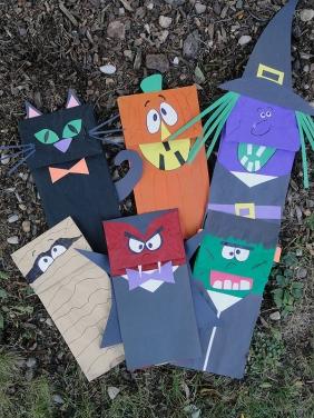 halloween-paper-bag-puppets2