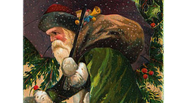 father_christmas_in_green_76097