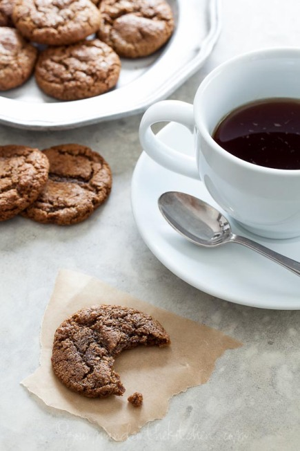 ginger-molasses-cookies-on-gourmandeinthekitchen.com-glutenfree-paleo
